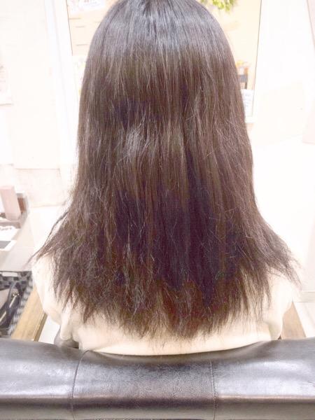 「パーマの失敗」チリチリになった髪の改善。原宿・表参道『1000人をツヤ髪にヘアケア美容師の挑戦』