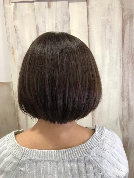 久しぶりの【ばっさりカット】まとまりのある髪の《ポイント3選》