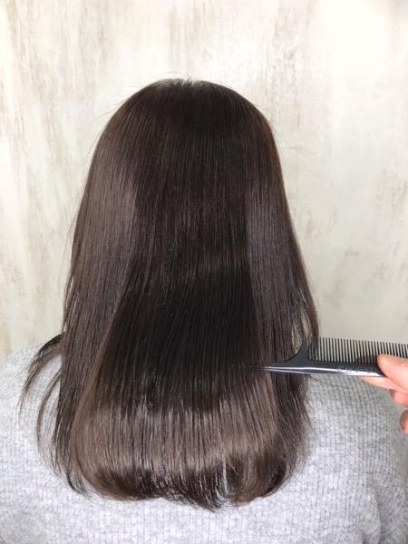 まさに【ガラス転移】したような艶髪を縮毛矯正で作る。原宿・表参道『1000人をツヤ髪にヘアケア美容師の挑戦』