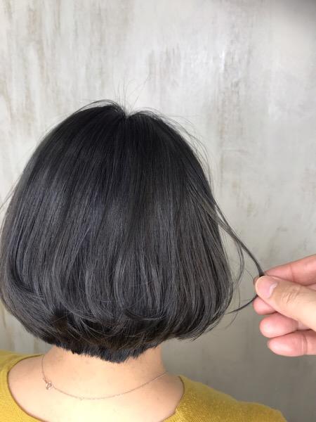 ダブルカラーで濃いめのラベンダーアッシュで艶髪。原宿・表参道『1000人をツヤ髪にヘアケア美容師の挑戦』
