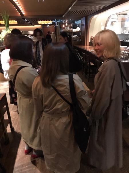 AnFye月一の【ご飯会】原宿・表参道『1000人をツヤ髪にヘアケア美容師の挑戦』