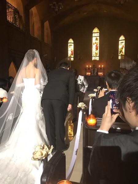 スタッフの結婚式。原宿・表参道『1000人をツヤ髪にヘアケア美容師の挑戦』
