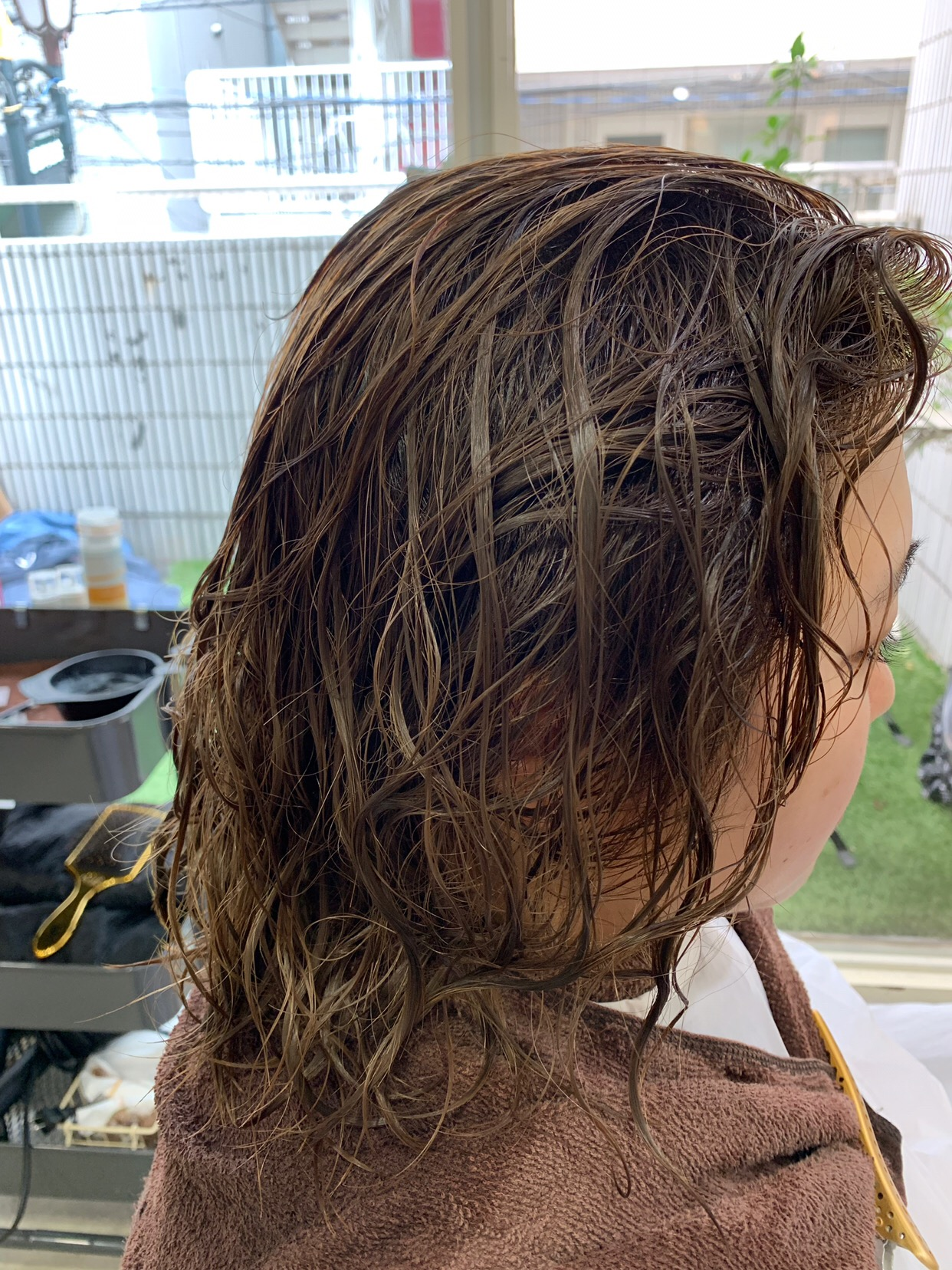 毛先のチリチリを直す【ビビリ矯正】原宿・表参道『1000人をツヤ髪にヘアケア美容師の挑戦』