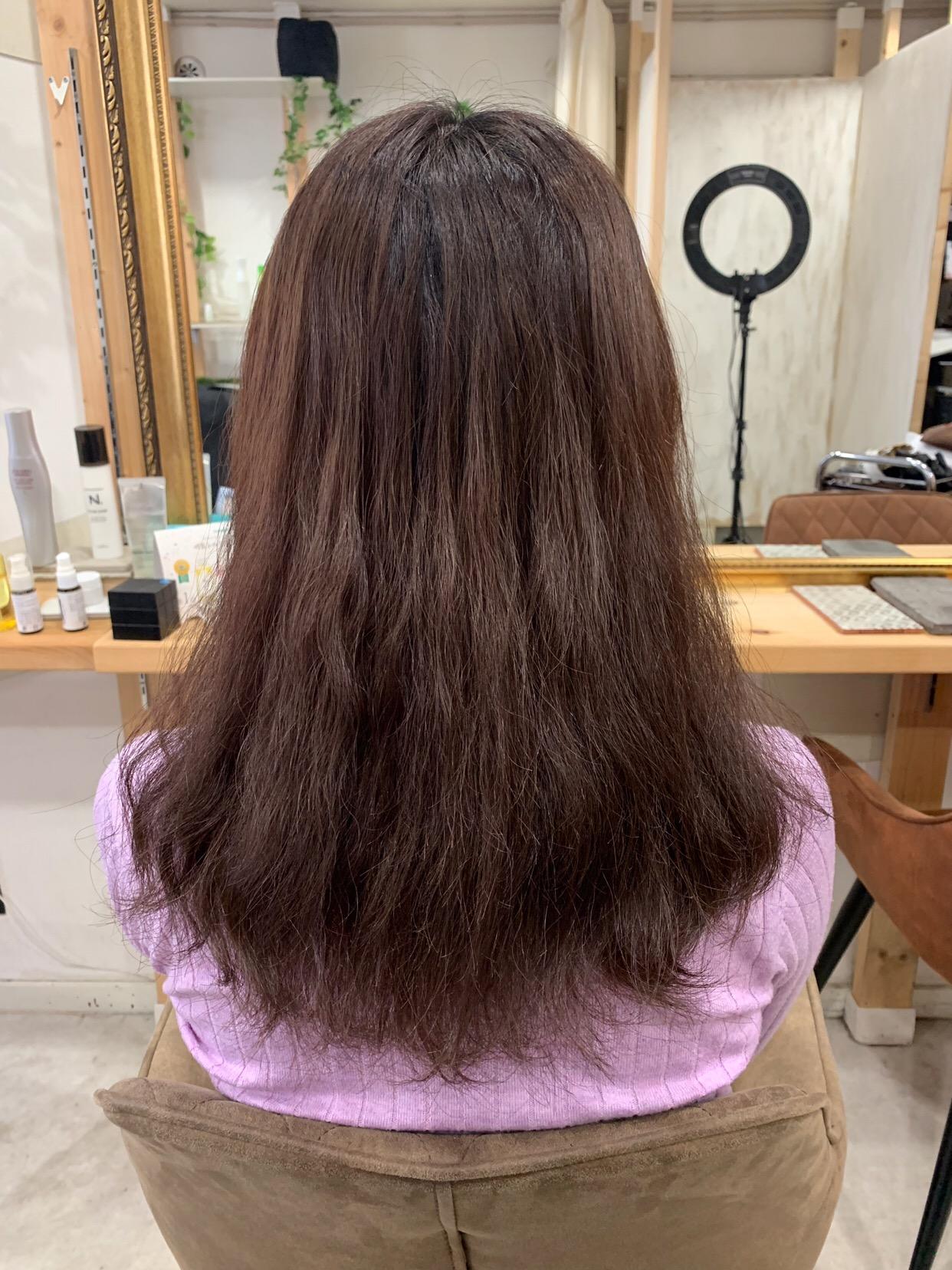 パサつきが気になる髪をつるんとまとまる【艶髪】に。原宿・表参道『1000人をツヤ髪にヘアケア美容師の挑戦』