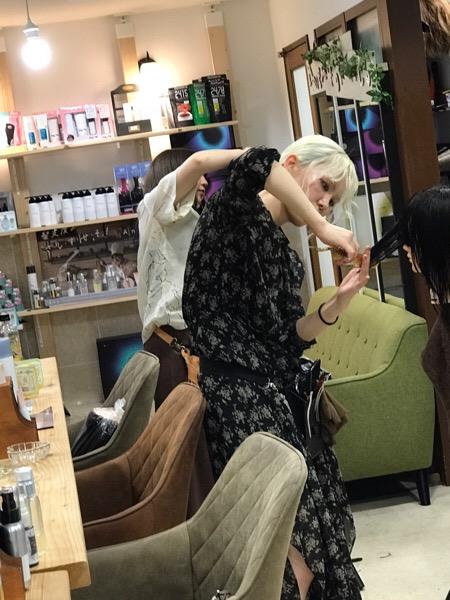ホントにエラいよね。。原宿・表参道『1000人をツヤ髪にヘアケア美容師の挑戦』