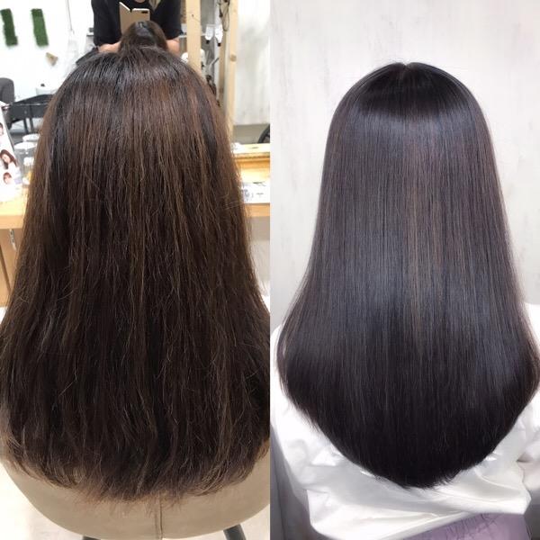 AnFyeの新メニュー《オレオルカラー》原宿・表参道『1000人をツヤ髪にヘアケア美容師の挑戦』