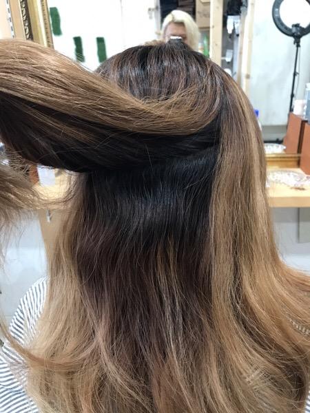 ブリーチ毛の髪も縮毛矯正でつやっつやの艶髪。原宿・表参道『1000人をツヤ髪にヘアケア美容師の挑戦』