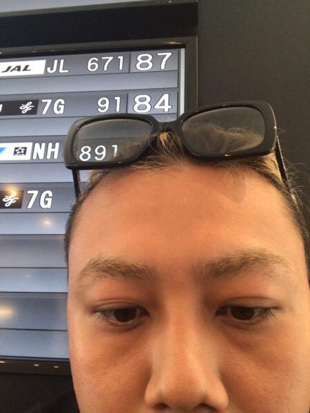 男旅in沖縄「一日目」原宿・表参道『1000人をツヤ髪にヘアケア美容師の挑戦』