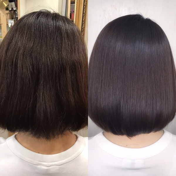 パーマの失敗を【ビビリ矯正】でつやっつやの艶髪に。原宿・表参道『1000人をツヤ髪にヘアケア美容師の挑戦』