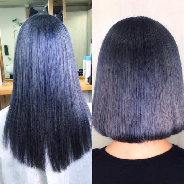 つるんとした艶髪ボブを【カット+ジュエリーシステム×オレオルカラー】で作る。原宿・表参道『1000人をツヤ髪にヘアケア美容師の挑戦』