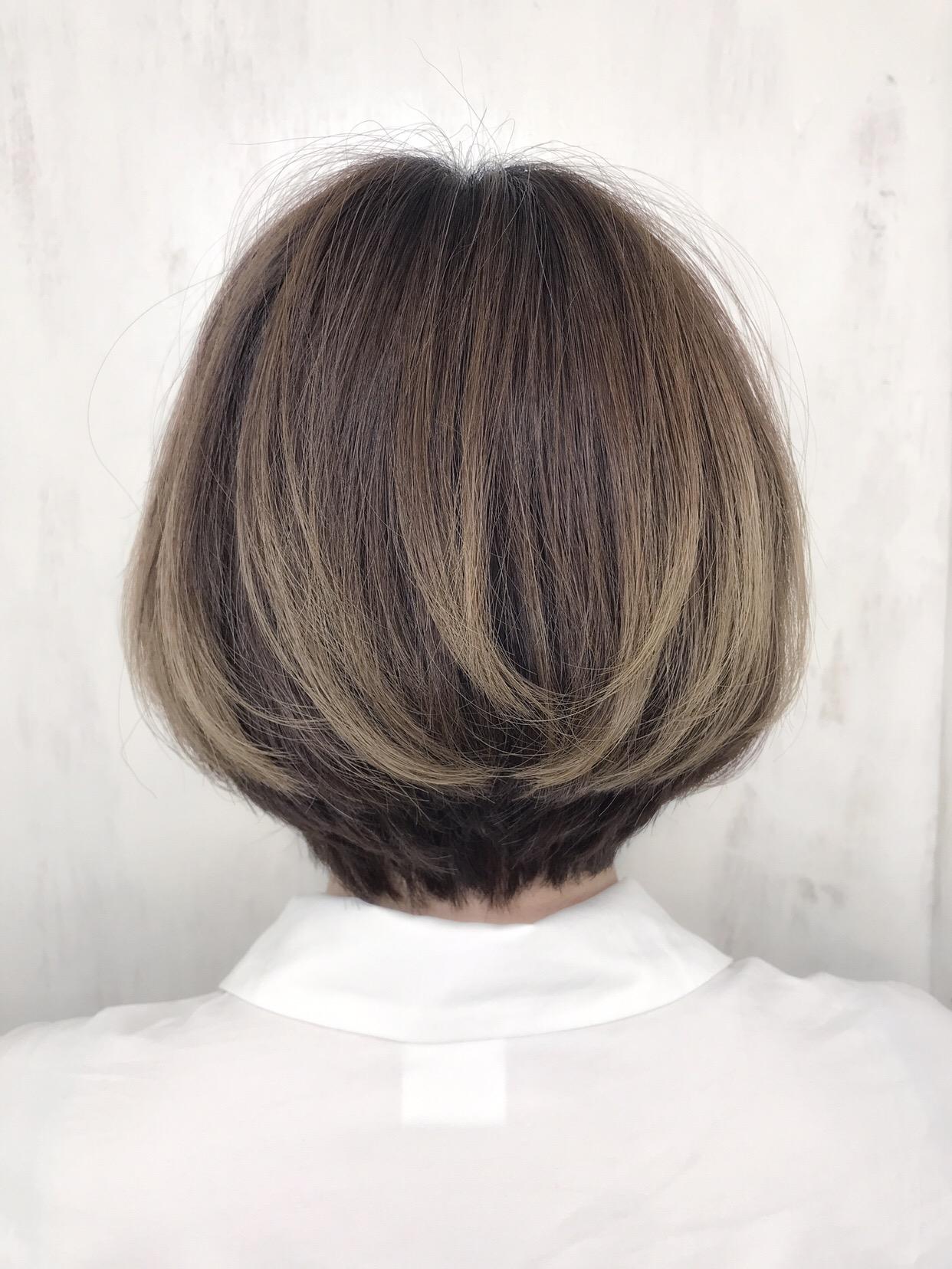 ショートヘアの【ビビリ矯正】と【縮毛矯正】原宿・表参道『1000人をツヤ髪にヘアケア美容師の挑戦』