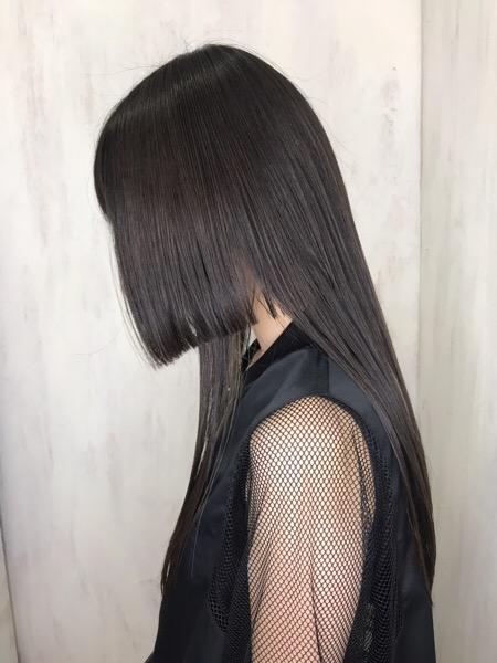 【艶髪必須】モードスタイルとインナーカラー。原宿・表参道『1000人をツヤ髪にヘアケア美容師の挑戦』