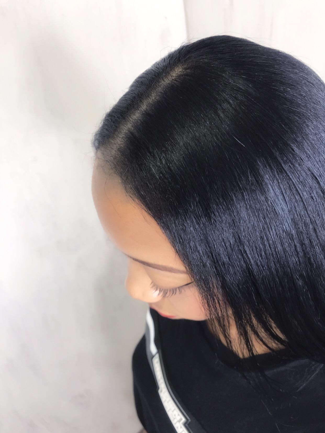 頑固なくせ毛も【ジュエリーシステム×LULUトリートメント×縮毛矯正】で艶髪ストレート。原宿・表参道『1000人をツヤ髪にヘアケア美容師の挑戦』