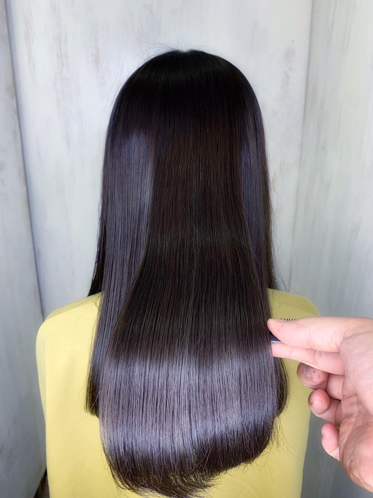ジュエリーシステム×オレオルカラーでつやっつやの艶髪。原宿・表参道『1000人をツヤ髪にヘアケア美容師の挑戦』