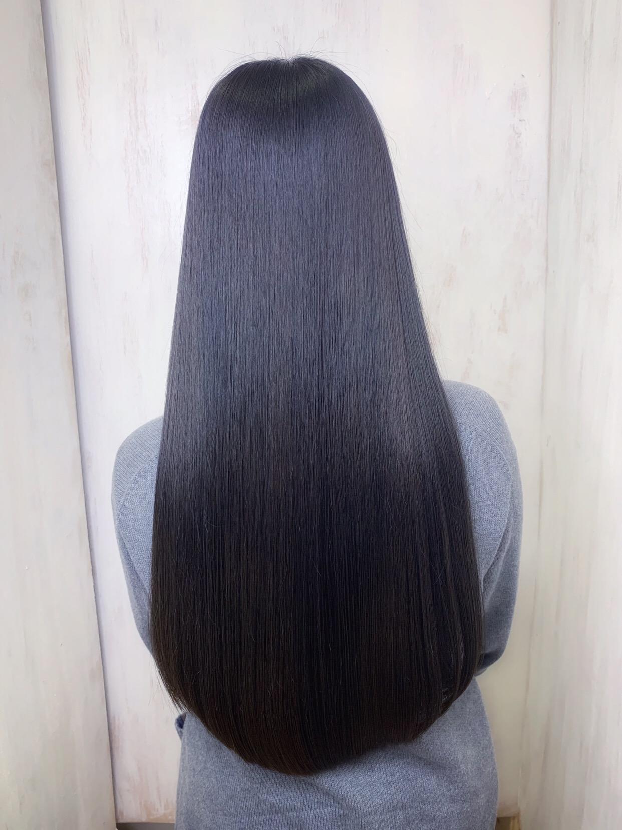 髪質改善+オレオルカラーで異次元の艶髪。原宿・表参道『1000人をツヤ髪にヘアケア美容師の挑戦』