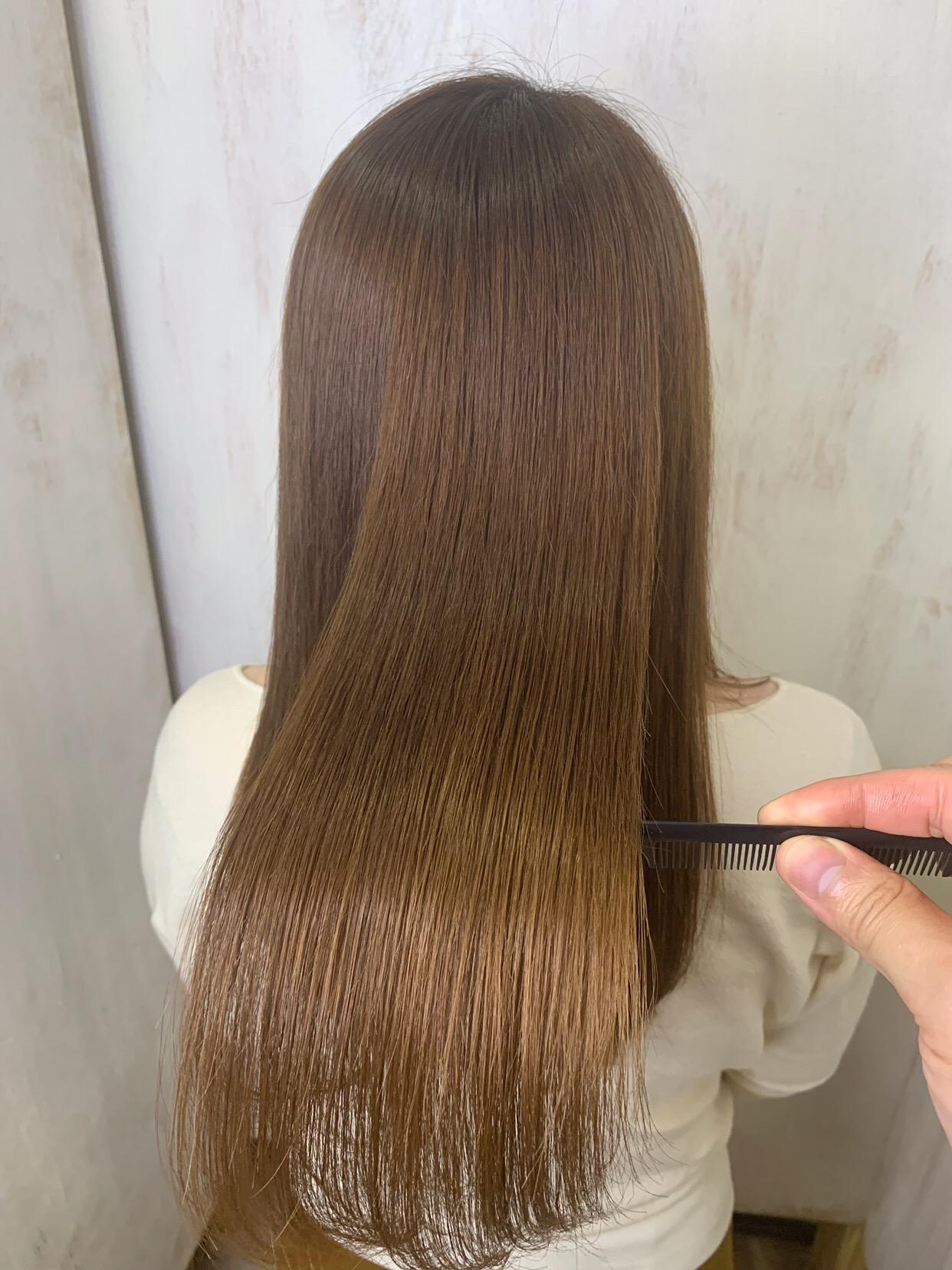 髪のチリチリでお悩みを【ビビリ矯正】で解決。原宿・表参道『1000人をツヤ髪にヘアケア美容師の挑戦』