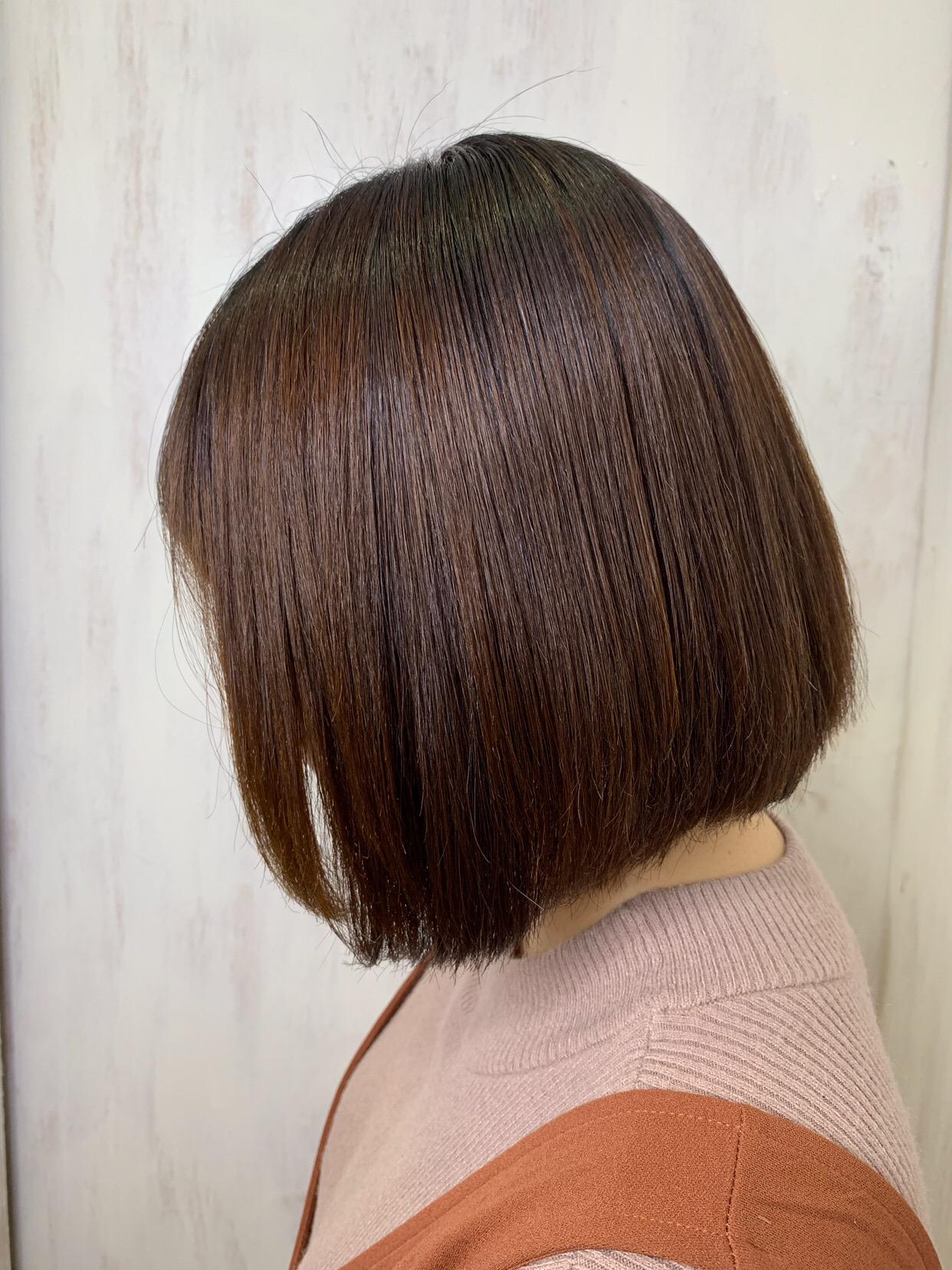 ジュエリーシステム×LULUトリートメント×縮毛矯正つやっつやの艶髪。原宿・表参道『1000人をツヤ髪にヘアケア美容師の挑戦』