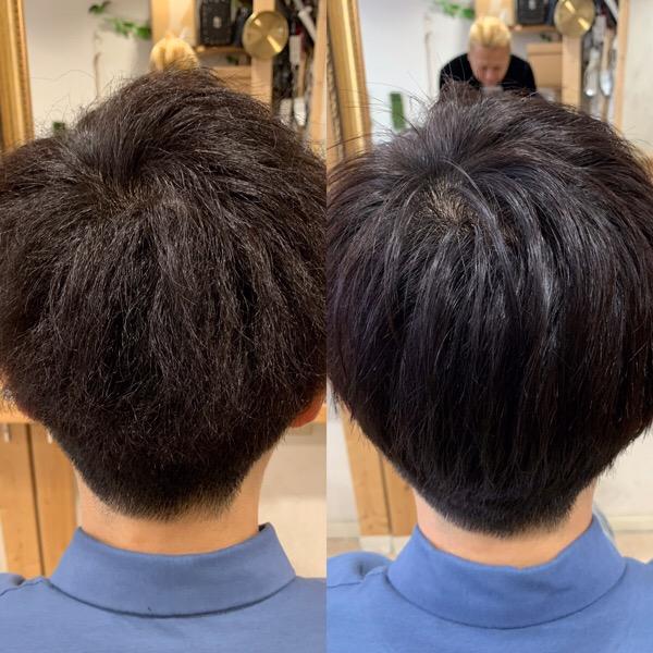 パーマの失敗で髪がチリチリに。。【ビビリ矯正】で艶髪に変身。原宿・表参道『1000人をツヤ髪にヘアケア美容師の挑戦』