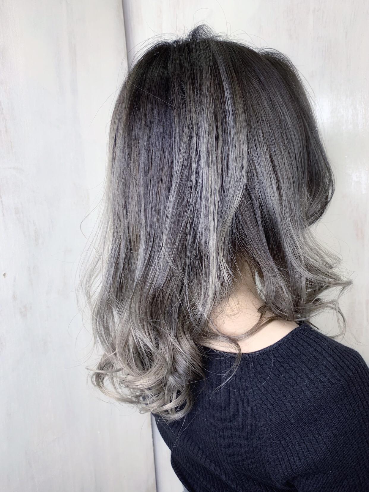 オレオルカラーで髪のダメージを抑えてカラーを楽しむ。原宿・表参道『1000人をツヤ髪にヘアケア美容師の挑戦』