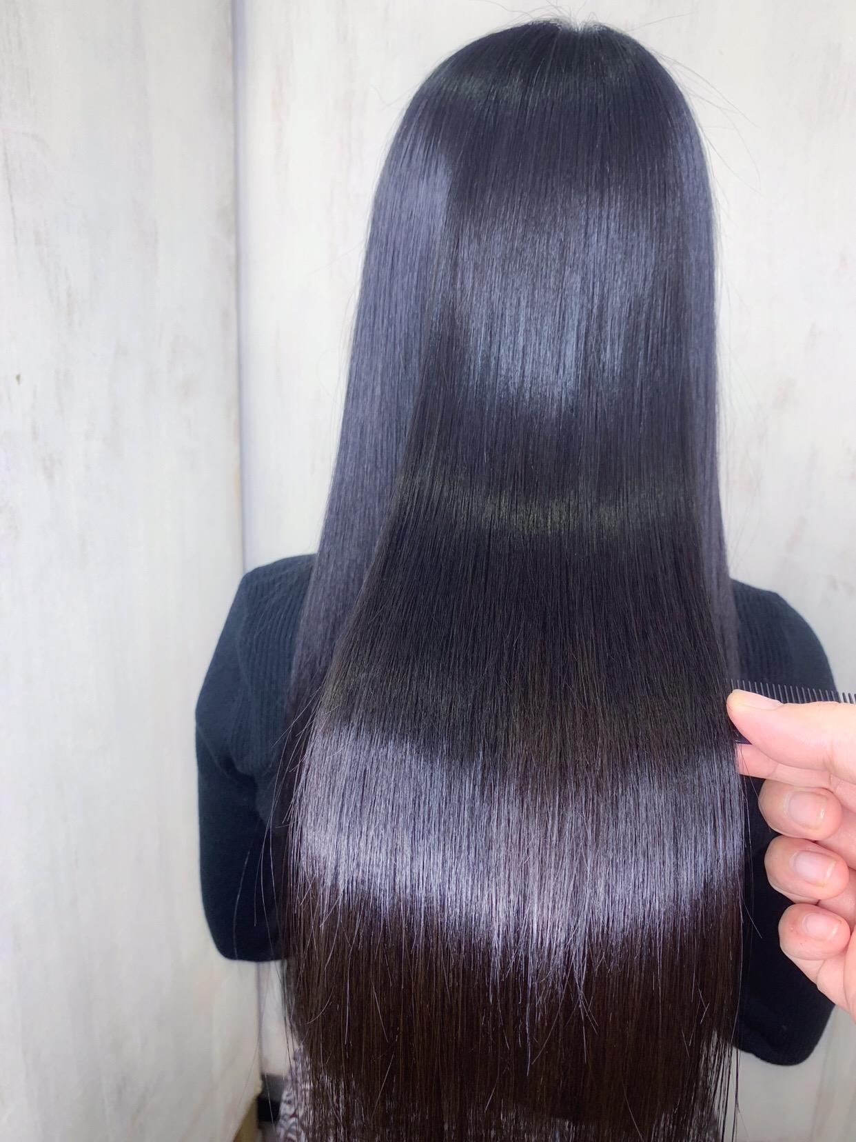 髪質改善+カットでつやっつやの艶髪。原宿・表参道『1000人をツヤ髪にヘアケア美容師の挑戦』