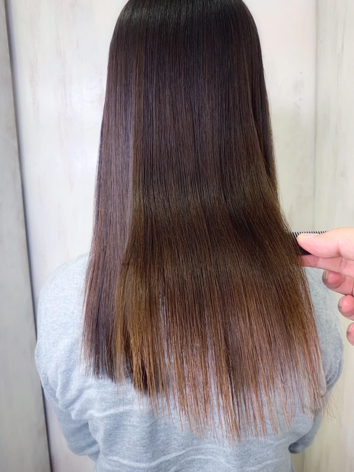 パーマの失敗でチリチリになった髪をビビリ矯正で艶髪に。原宿・表参道『1000人をツヤ髪にヘアケア美容師の挑戦』