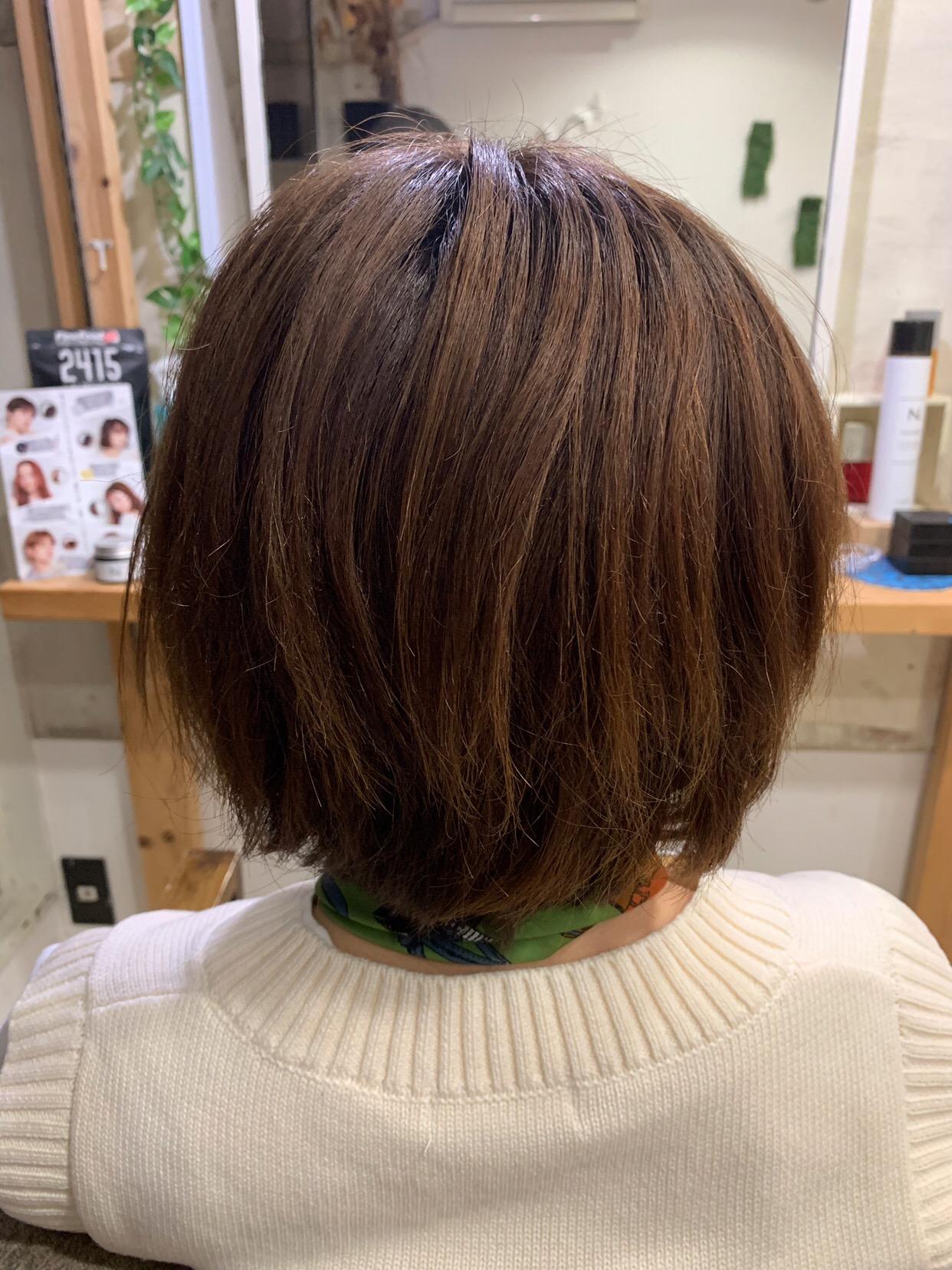 ジュエリーシステム×LULUトリートメント×縮毛矯正で艶髪ボブ。原宿・表参道『1000人をツヤ髪にヘアケア美容師の挑戦』