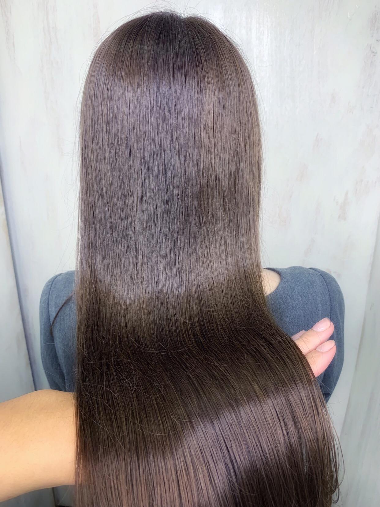 ジュエリーシステム×オレオルカラーで艶髪カラー。原宿・表参道『1000人をツヤ髪にヘアケア美容師の挑戦』