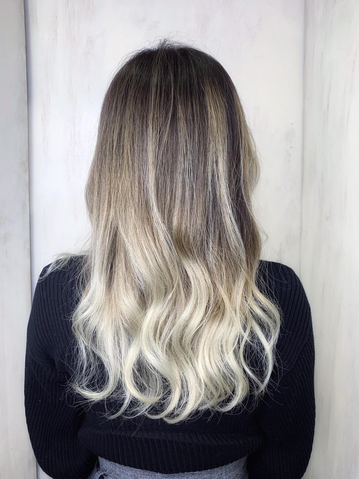 ジュエリーシステムで【切れ毛】を作らないホワイトブリーチ。原宿・表参道『1000人をツヤ髪にヘアケア美容師の挑戦』