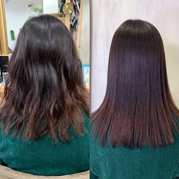 パーマで髪がチリチリに。。【ビビリ矯正】で艶髪に変身。原宿・表参道『1000人をツヤ髪にヘアケア美容師の挑戦』