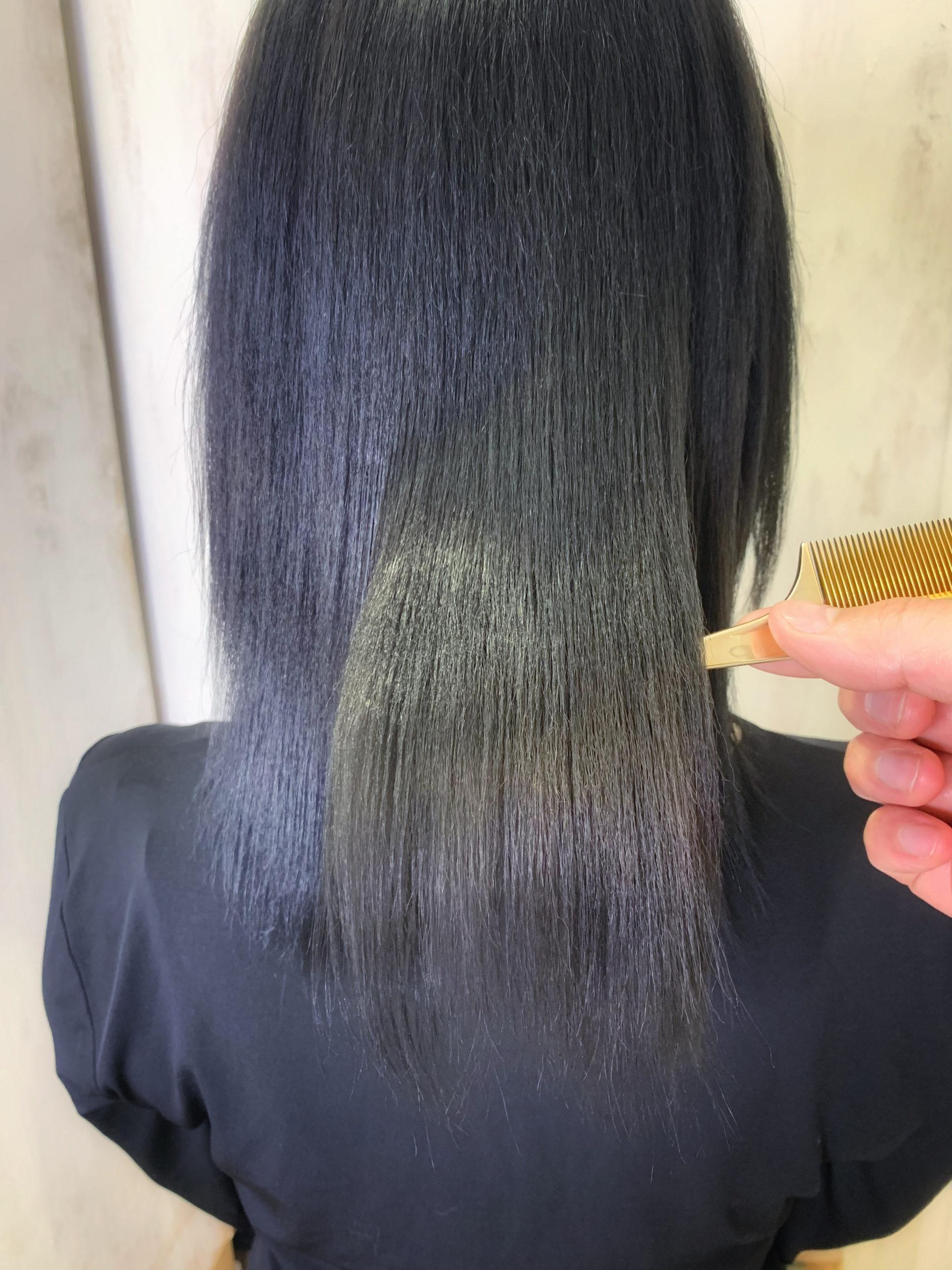 縮毛矯正で髪がチリチリに。。【ビビリ矯正】で直します。原宿・表参道『髪のお悩みを解決するヘアケア美容師の挑戦』