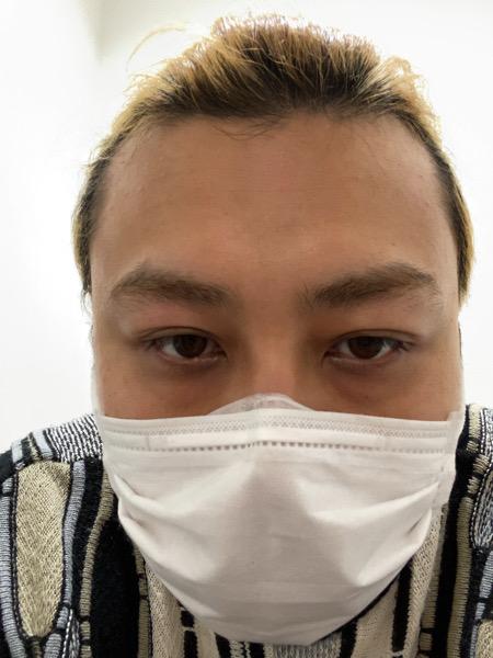 新型ウイルス予防にちょっと前からマスク営業をしております。