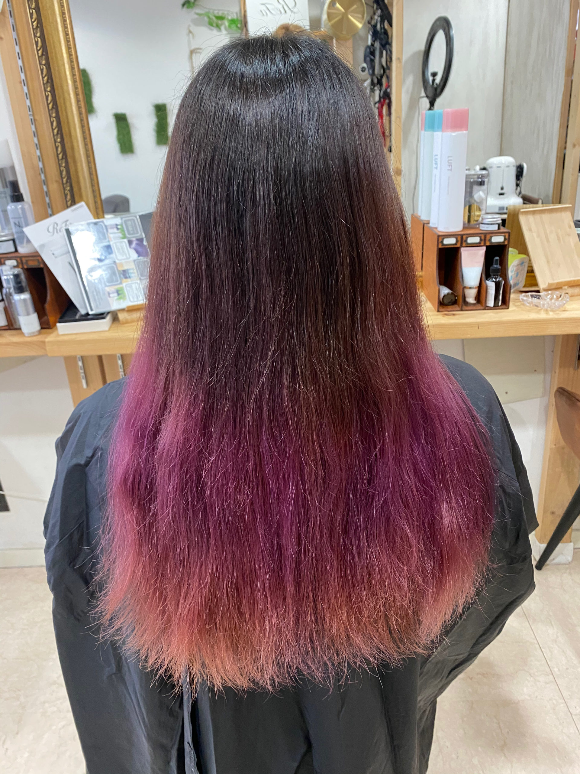 ばっさりカットとジュエリーシステムで艶髪外はねボブ。原宿・表参道『髪のお悩みを解決するヘアケア美容師の挑戦』