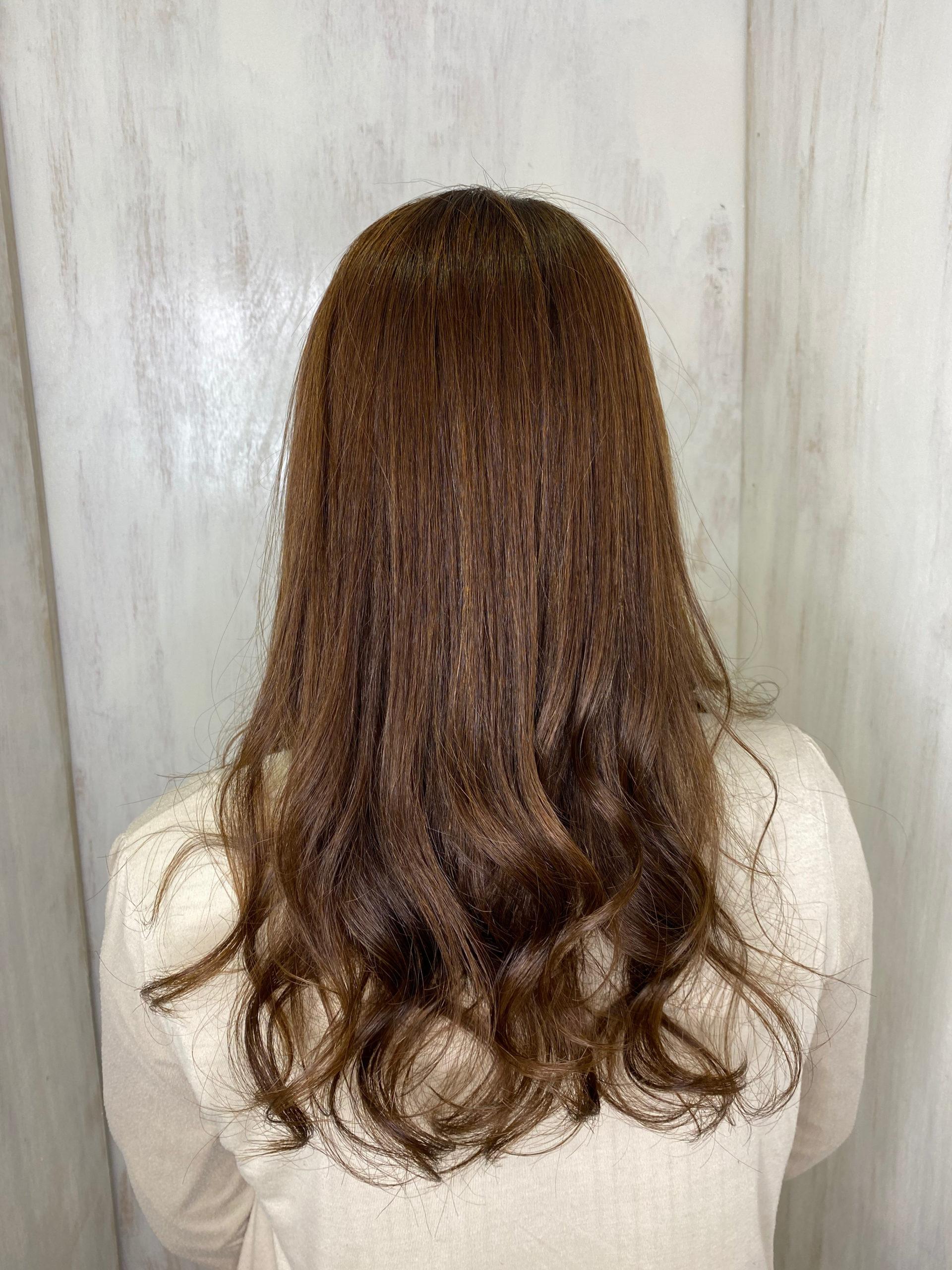 ジュエリーシステム×LULUトリートメント×縮毛矯正で艶髪。原宿・表参道『髪のお悩みを解決するヘアケア美容師の挑戦』