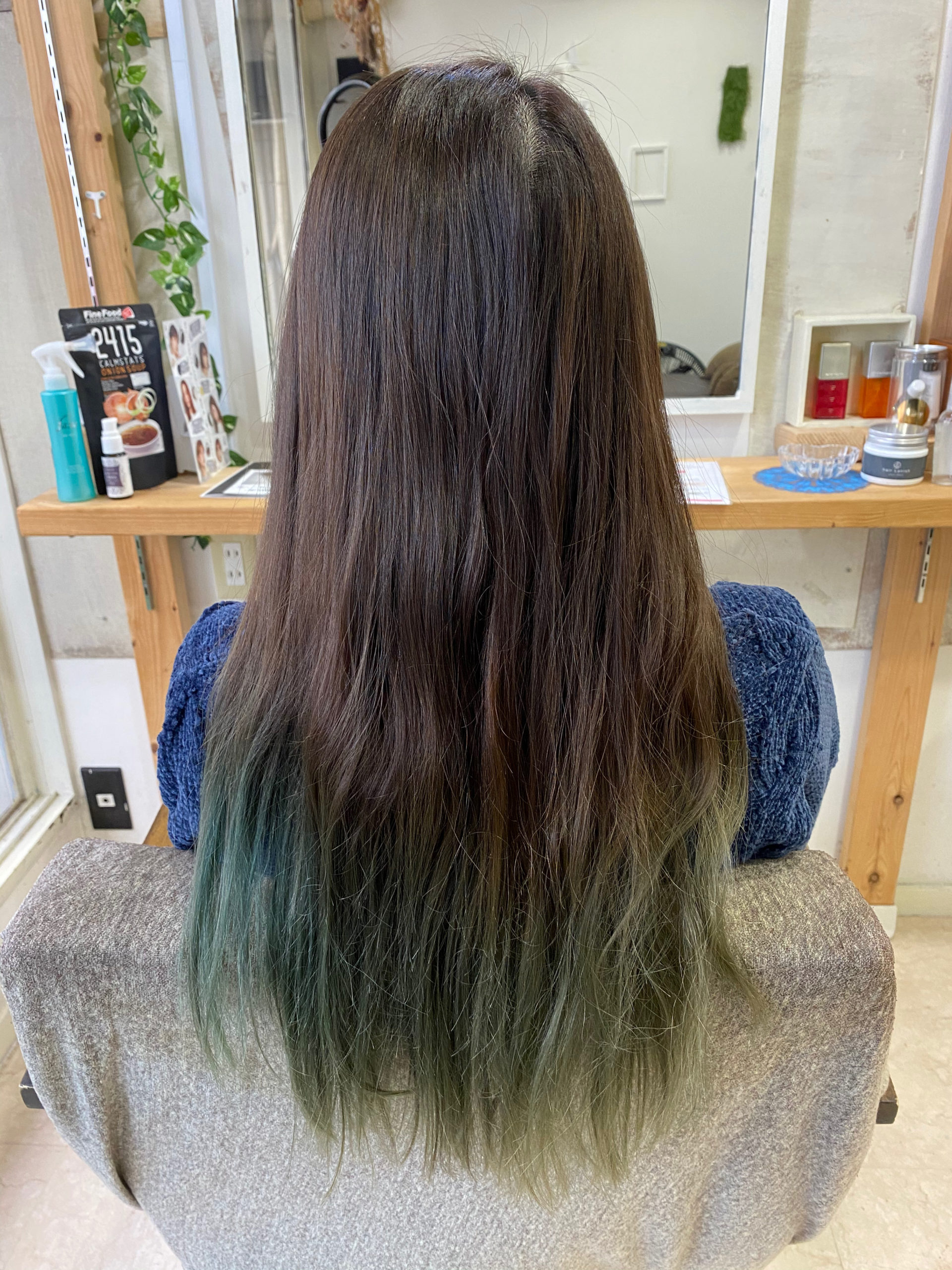 髪質改善でパサつく髪をつやっつやの艶髪に変身。原宿・表参道『髪のお悩みを解決するヘアケア美容師の挑戦』