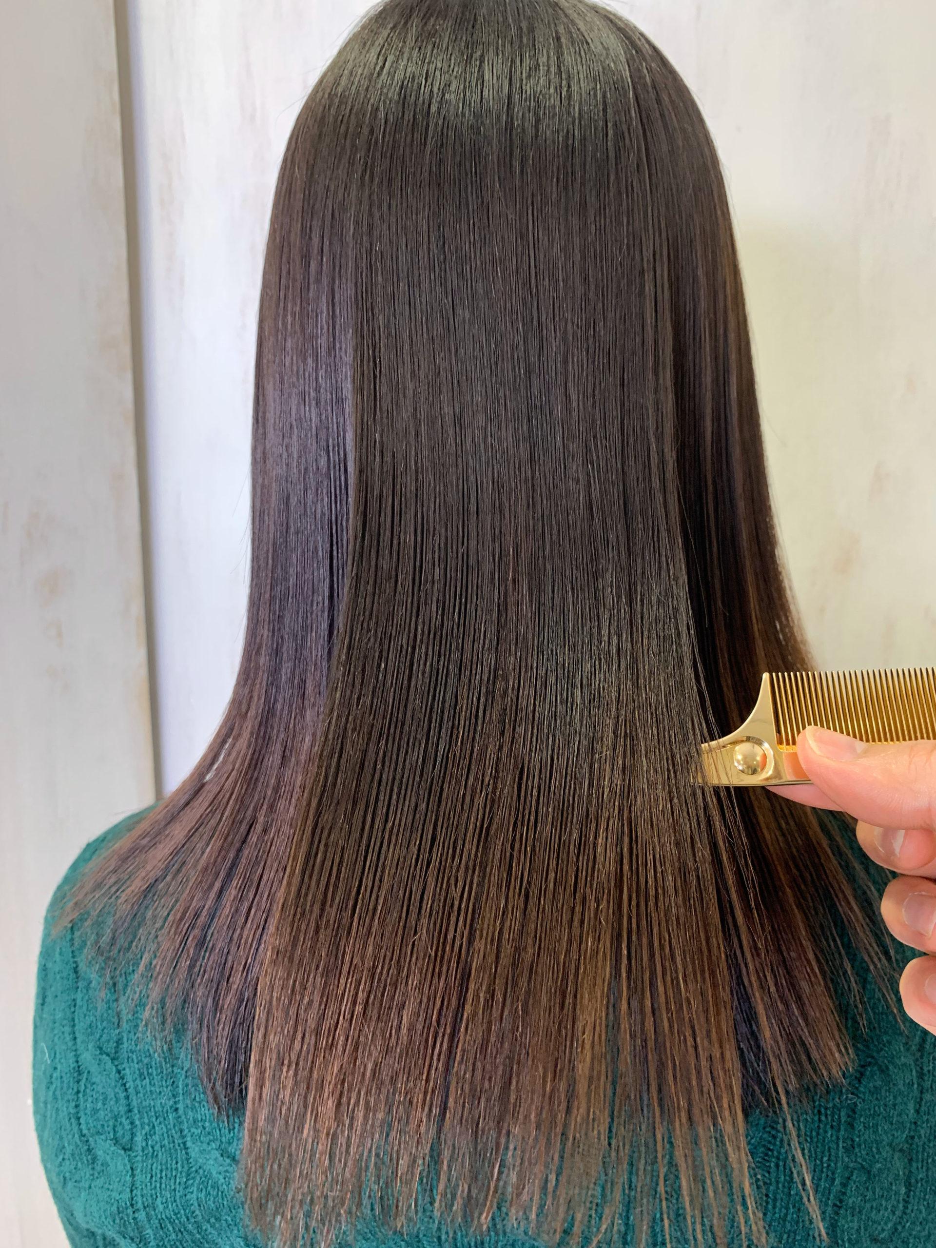 【ビビリ矯正】でつやっつやの艶髪に変身。原宿・表参道『髪のお悩みを解決するヘアケア美容師の挑戦』