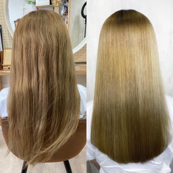 吉田太紀が作る髪質改善(素髪+ジュエリーシステム×LULUトリートメント)」って何?